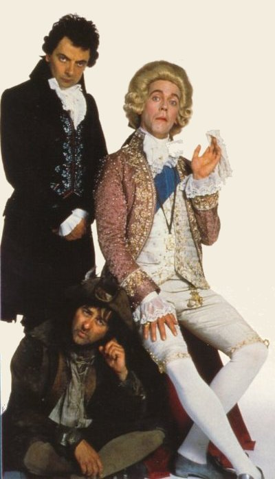 Blackadder 3 cast