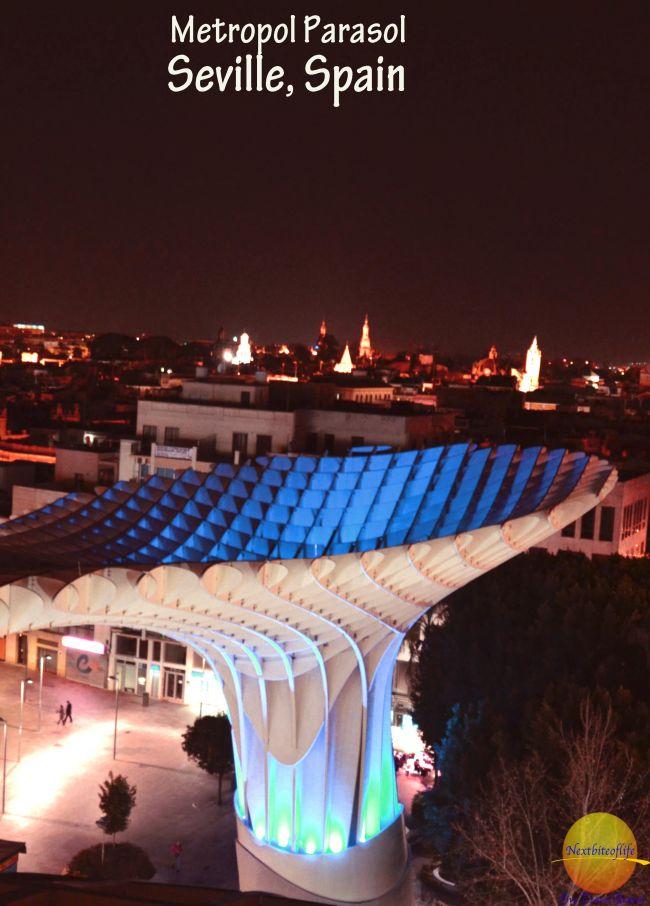 Metropol Parasol Seville #metropol #seville #visitseville #lasetasevillea #laseta #metropolparasol