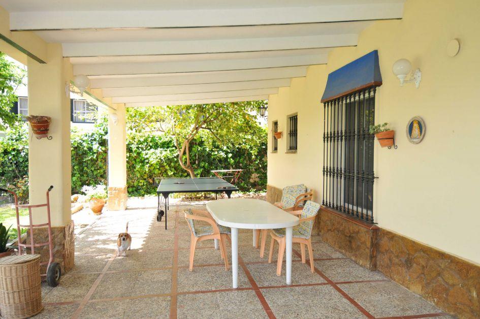 rental house in seville terrace