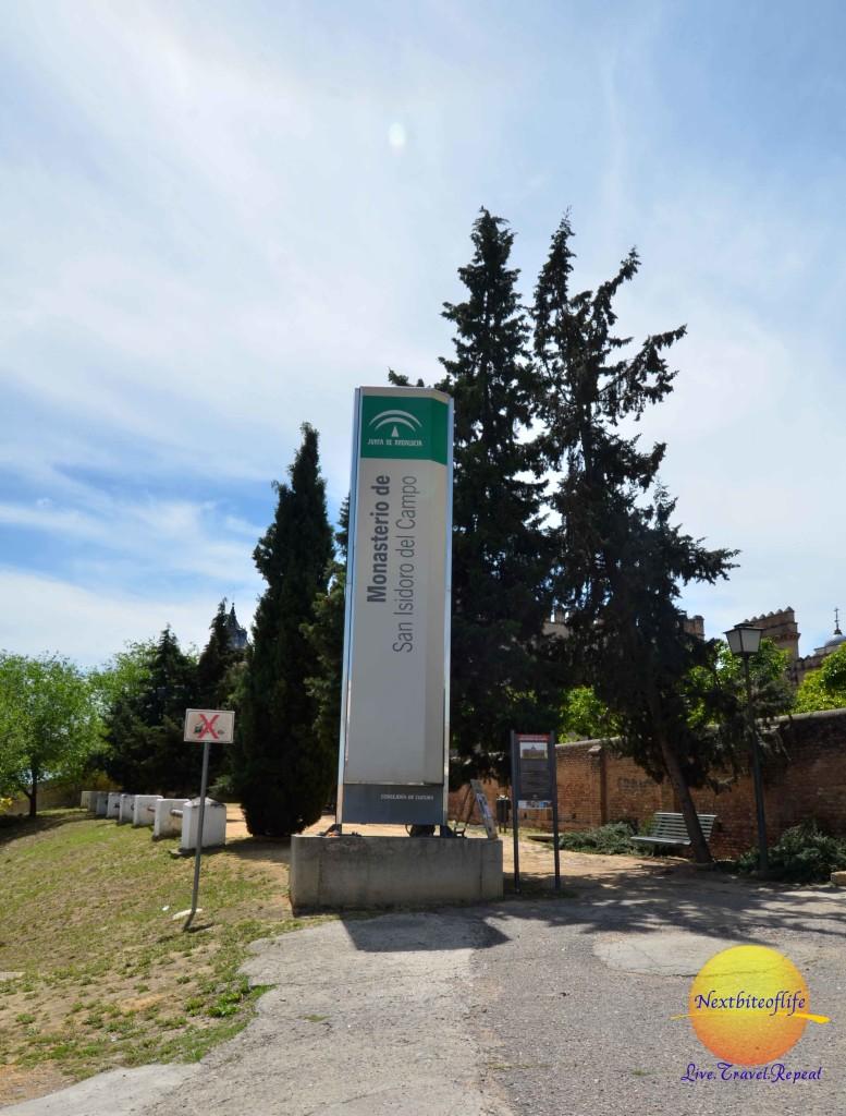 san isidoro monasterio seville