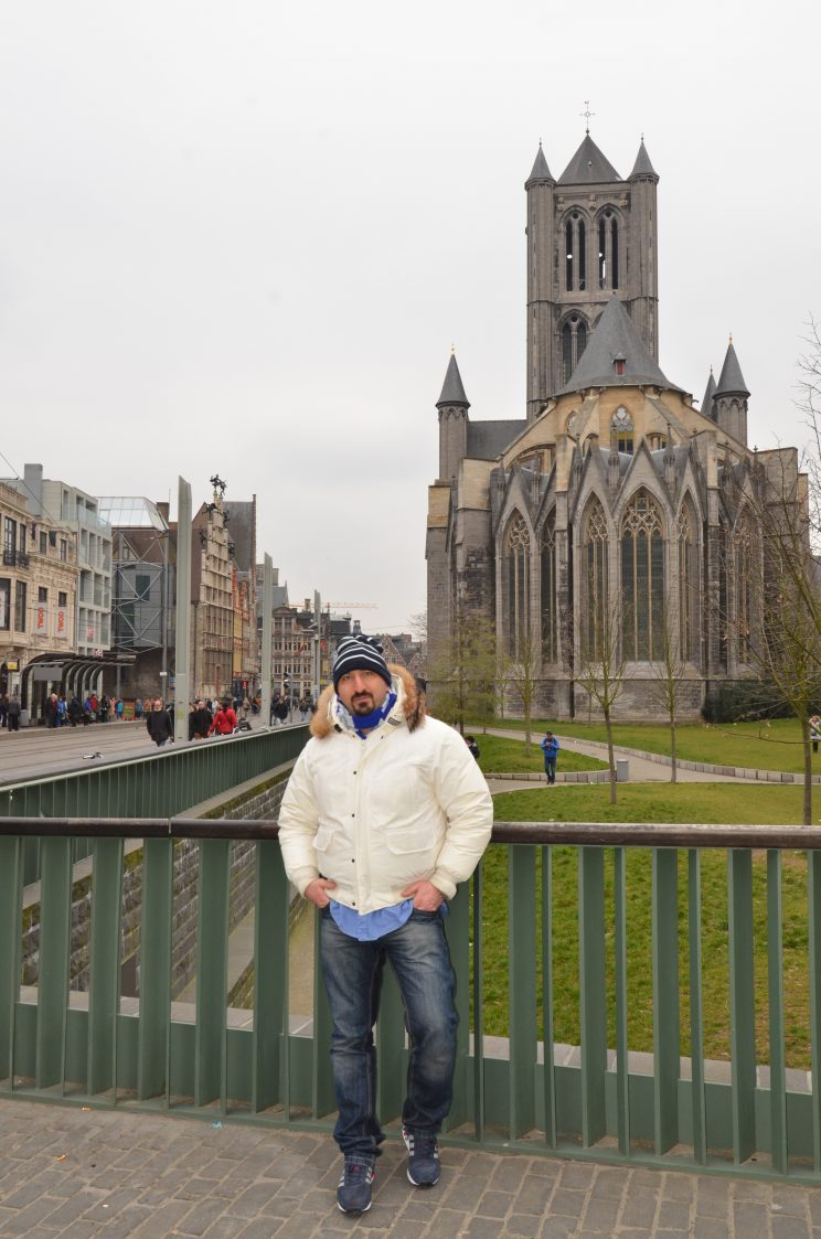 Ghent is a must visit in Belgium cathedral