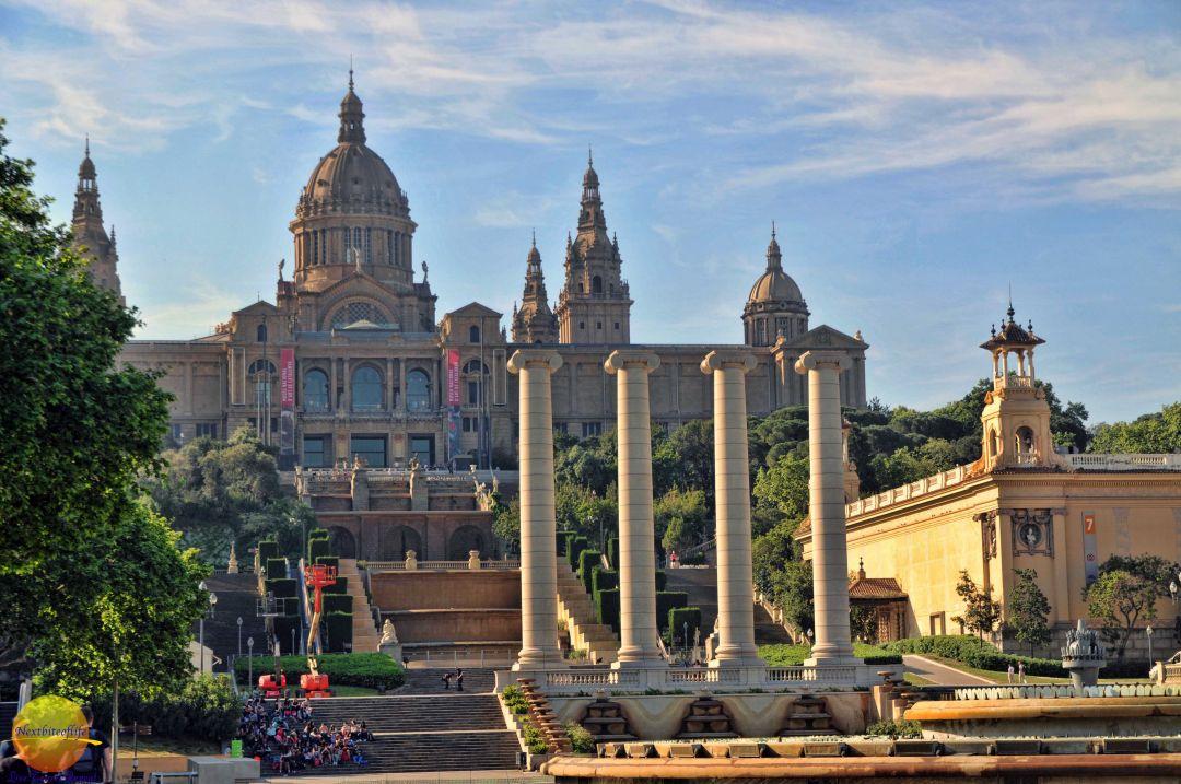 MNAC Barcelona - Museo Nacional d'art de Catalonia
