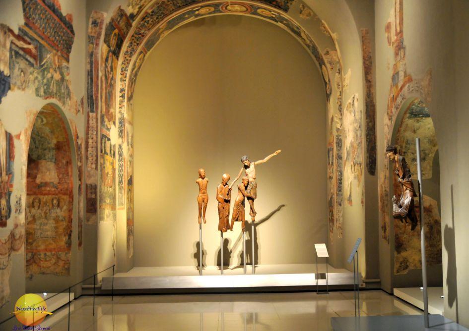 MNAC art Barcelona