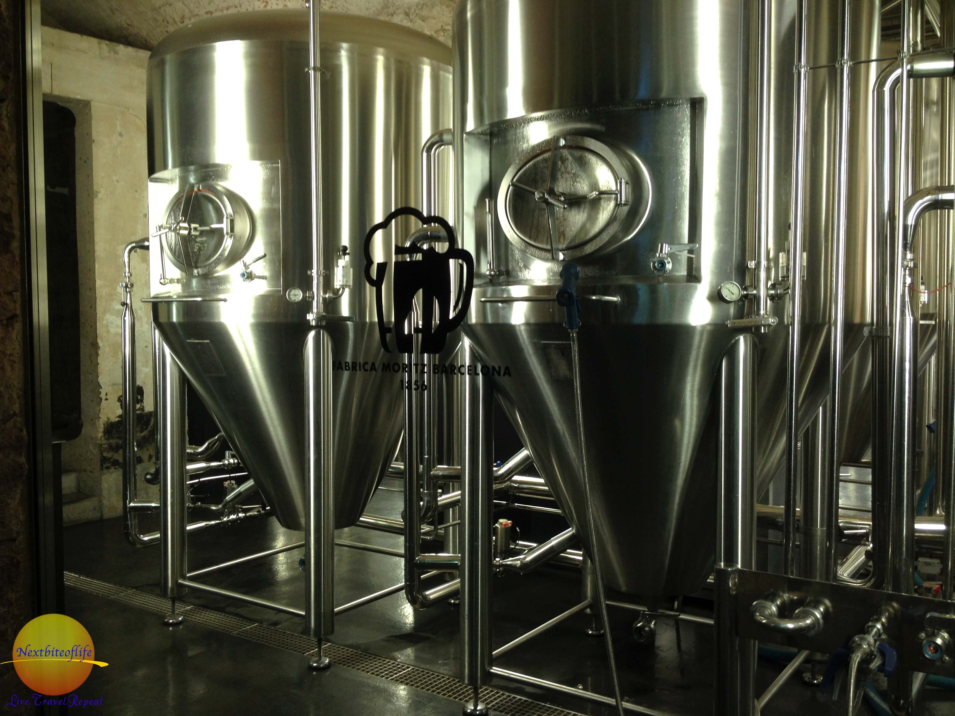 Fabrica Moritz Barcelona – A Must Visit Microbrewery