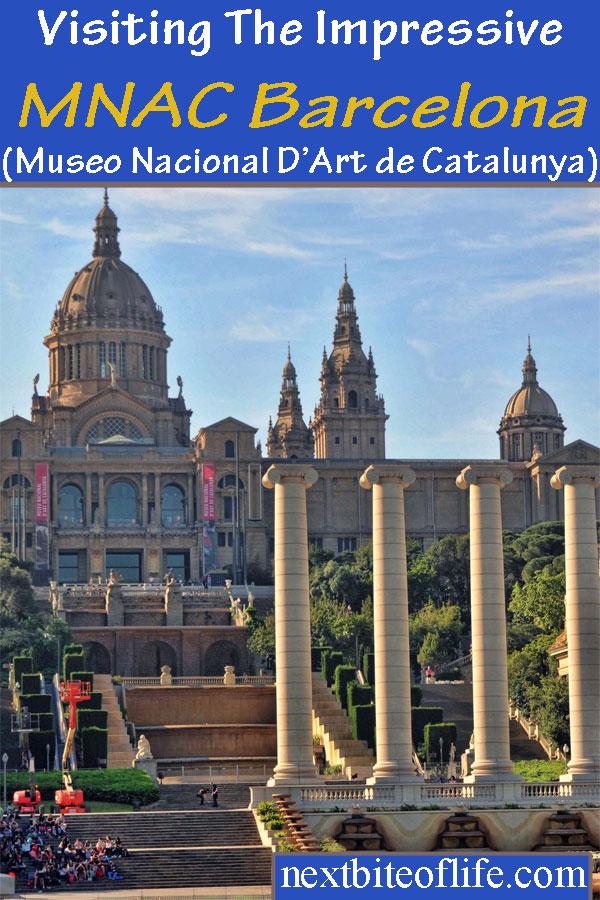 MNAC Barcelona (Museum of fine arts Catalunya) visit #barcelona #museum #museod'art #mnacmuseo #barcelonamuseumofart #barcelonaguide #barcelonaitinerary #spain