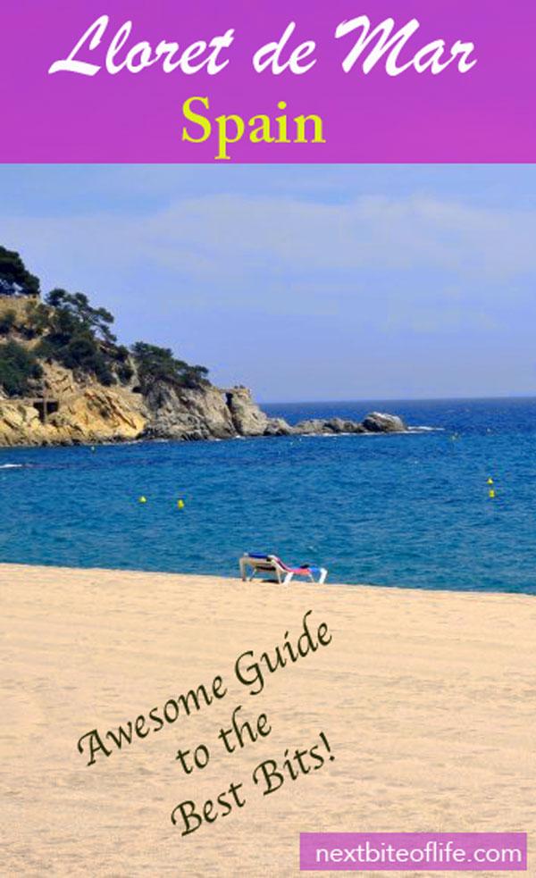 lloret de mar guide #lloretdemar #costabrava #lloretdemarguide #bestbitslloretdemar #beach #spain #catalan