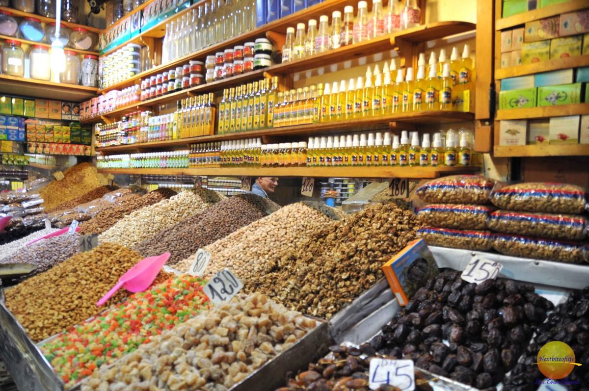 spice bazaar marrakech nuts