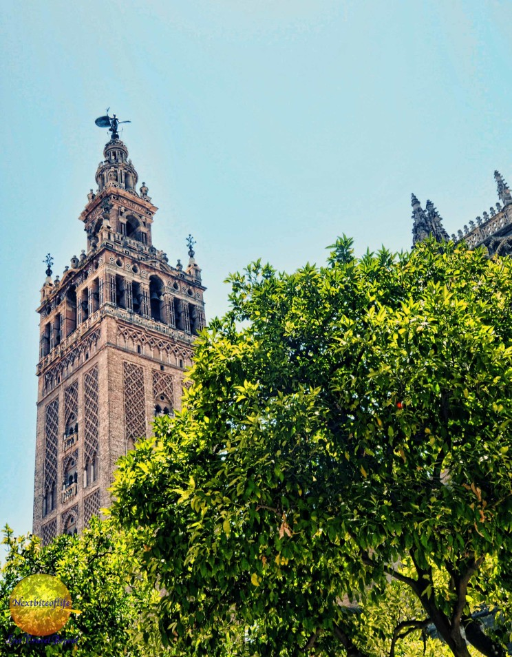La Giralda tower Seville Spain