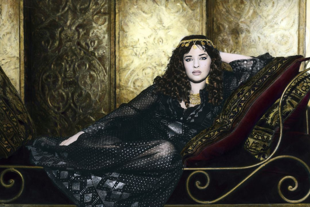 Natacha Atlas - fab friday find