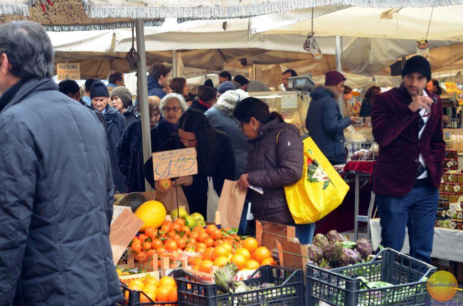 campo de fiori market rome