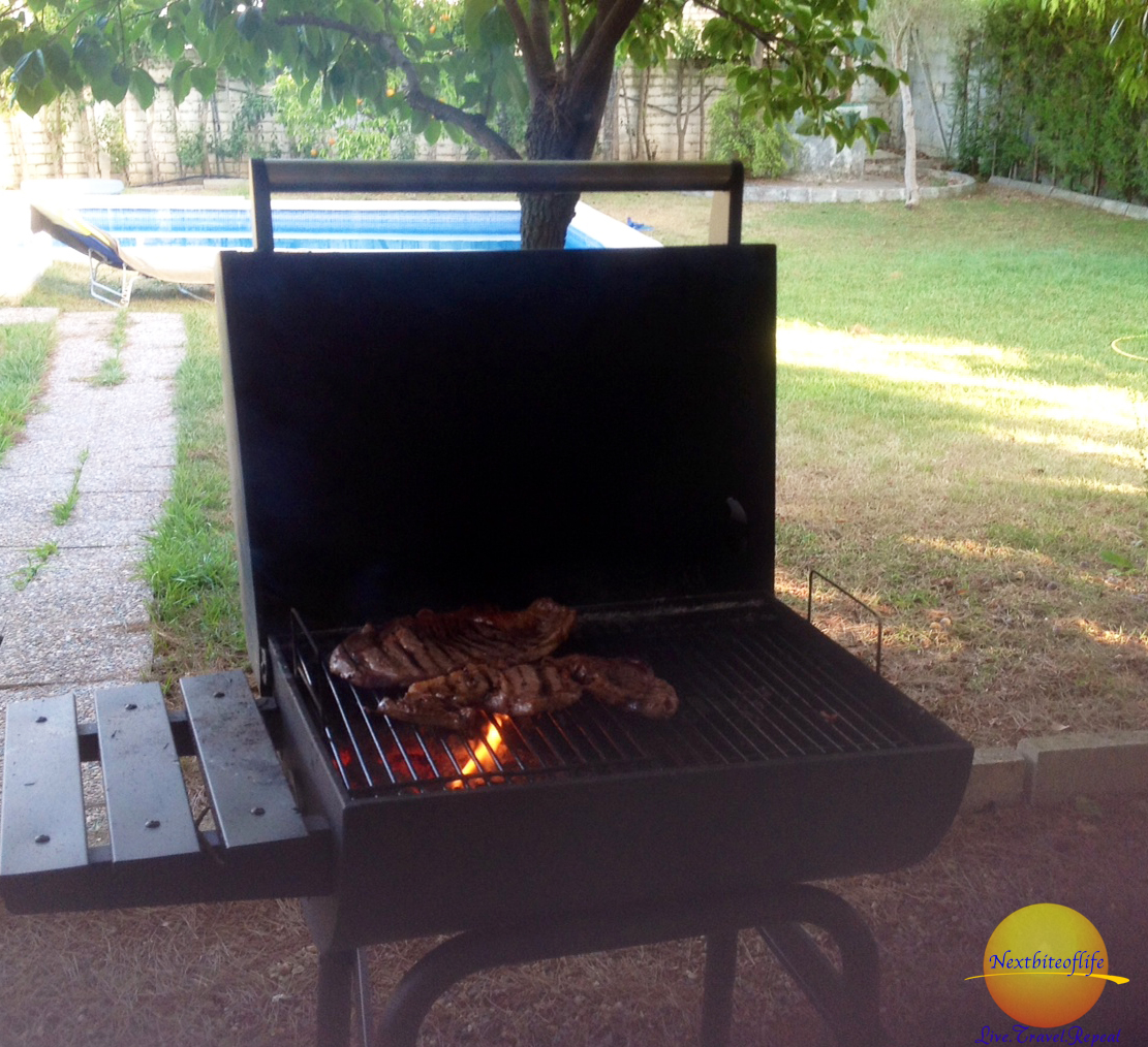 We got a grill..now we're set for the summer :-)