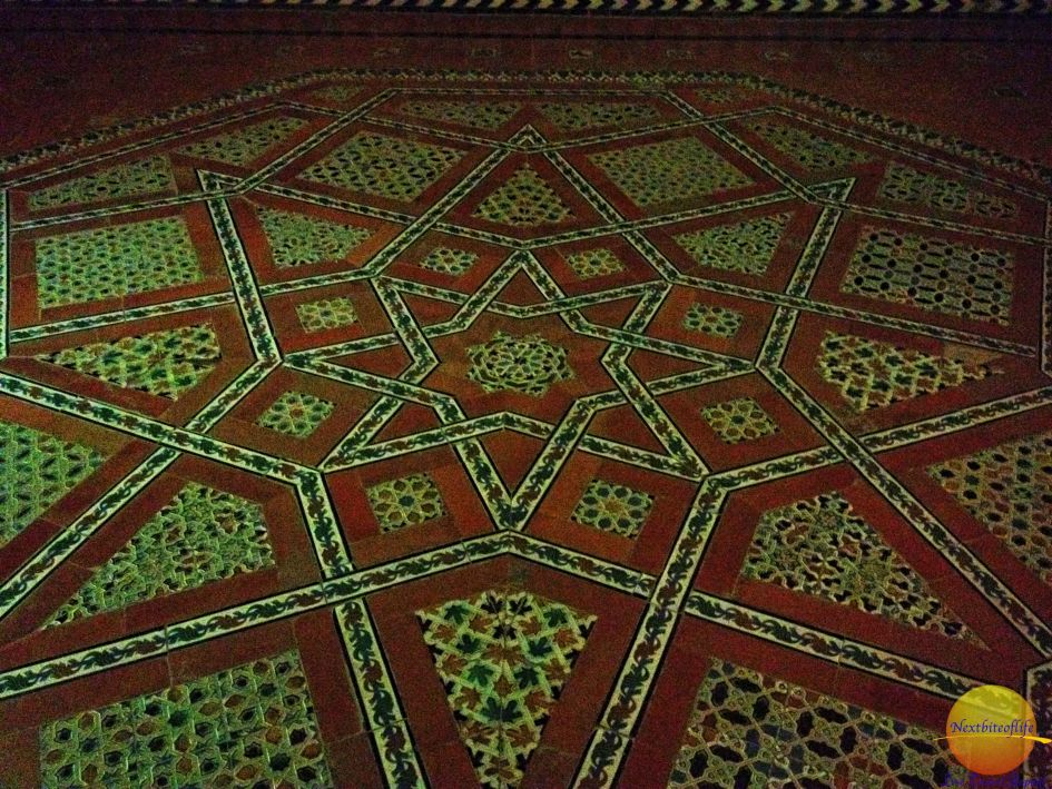 royal alcazar floors