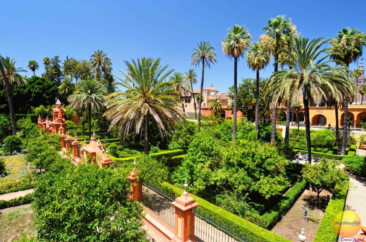 alcazar gardens1