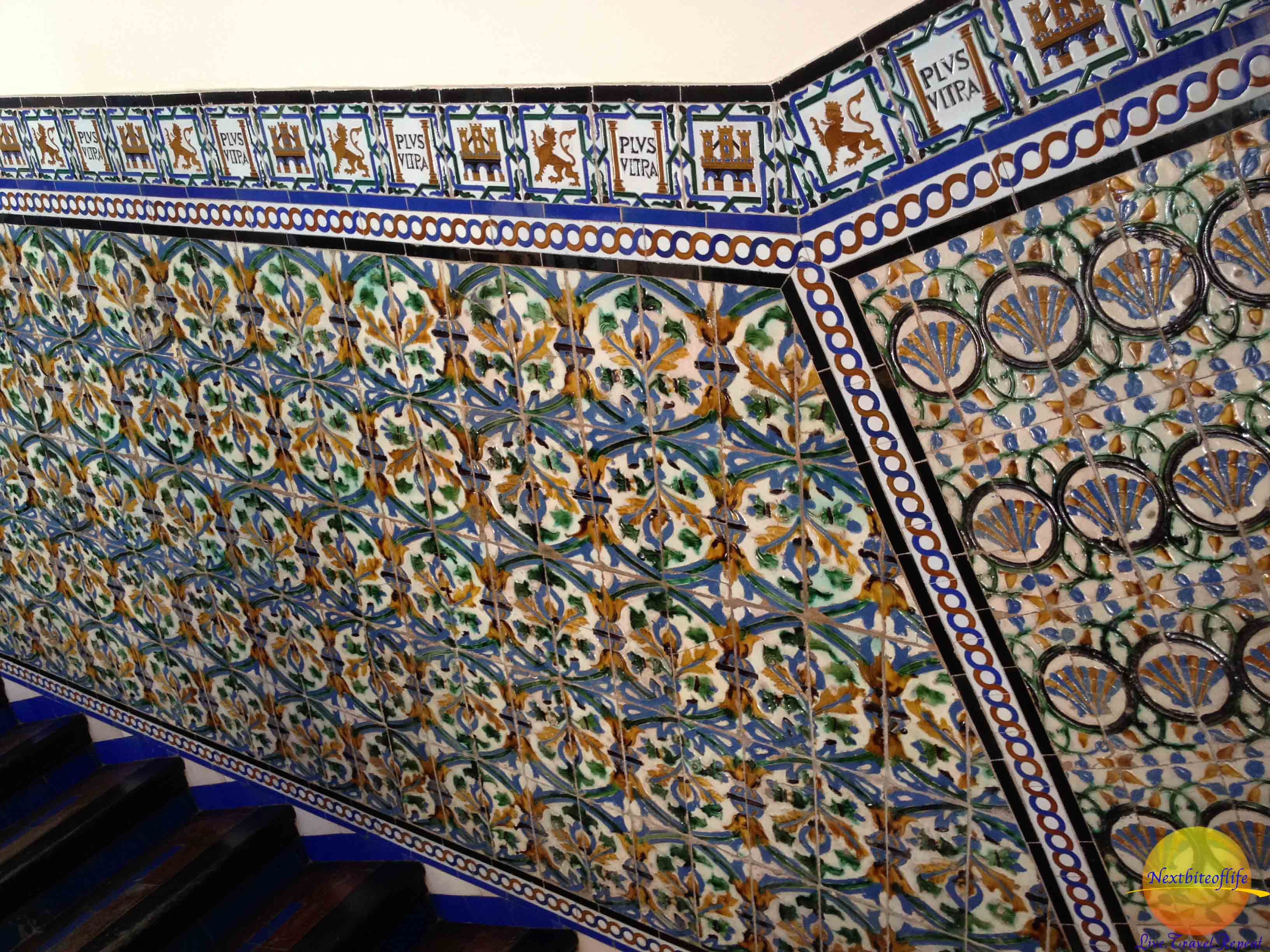Alcazar Palace of Seville & Podcast – Wows all the way!