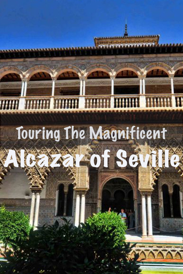 Alcazar of Seville Tour #seville #alcazarseville #sevilletravel #sevilla #andalusia #royalalcazar #GOT #spaintravel