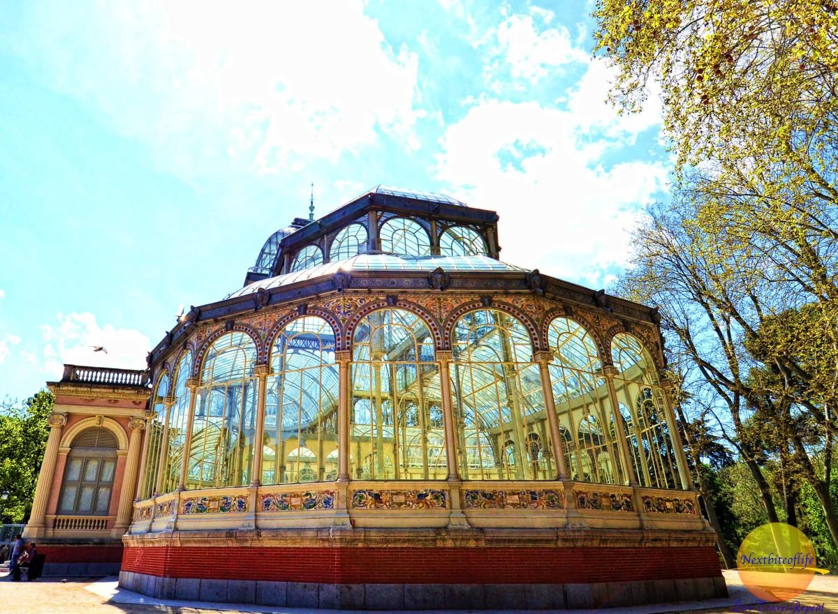 crystal palace madrid