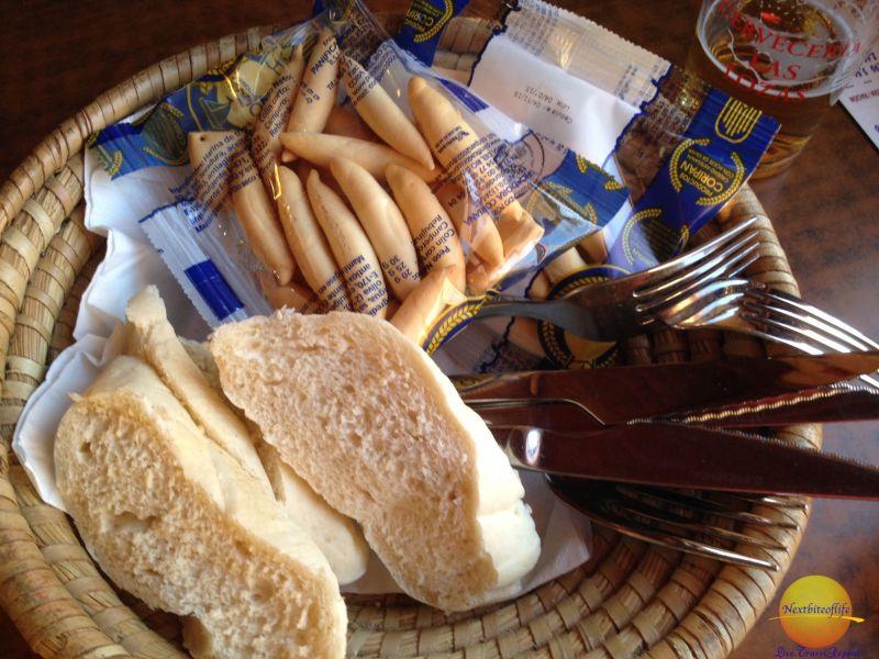 las lozas bread