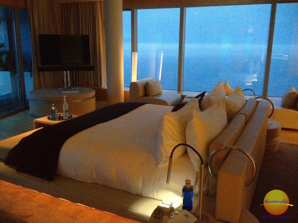 I wouldn't mind waking up to this view.