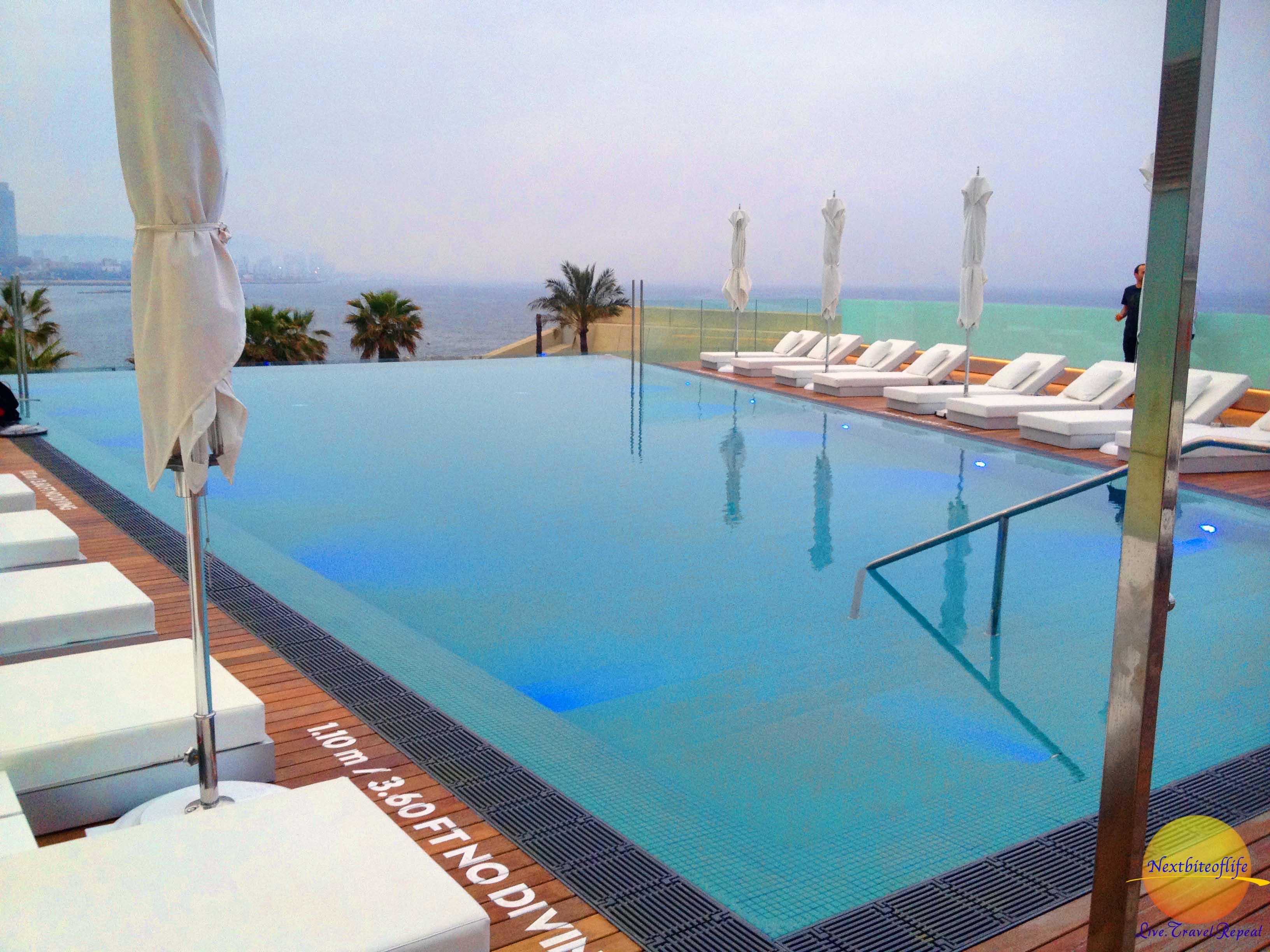 W Barcelona Luxury Dream Hotel Nextbiteoflife