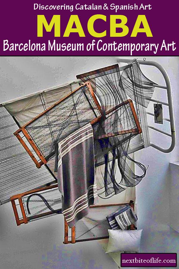 MACBA - Museum of Contemporary Art in Barcelona #barcelona #catalanart #Spain #comtemporaryart #Rinzenart ElRaval #ciutatvella