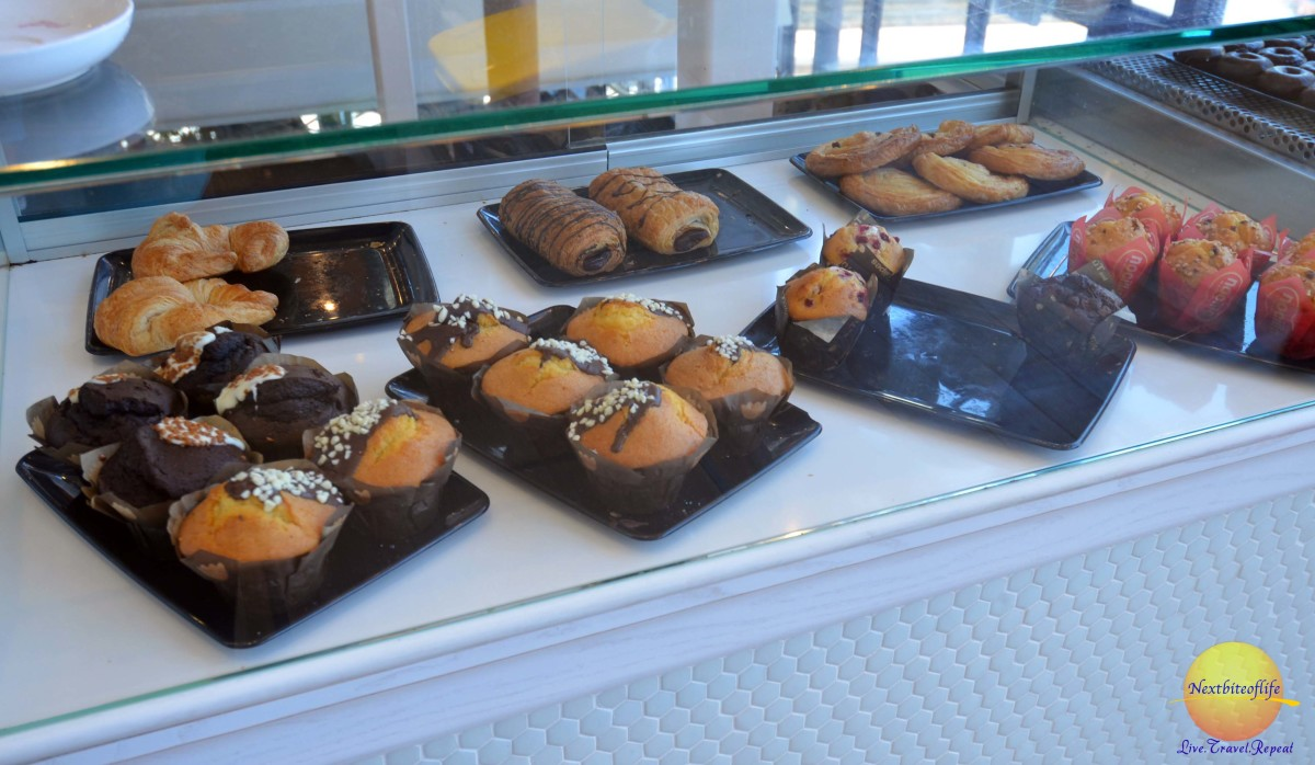 Muffins mercado barranco seville