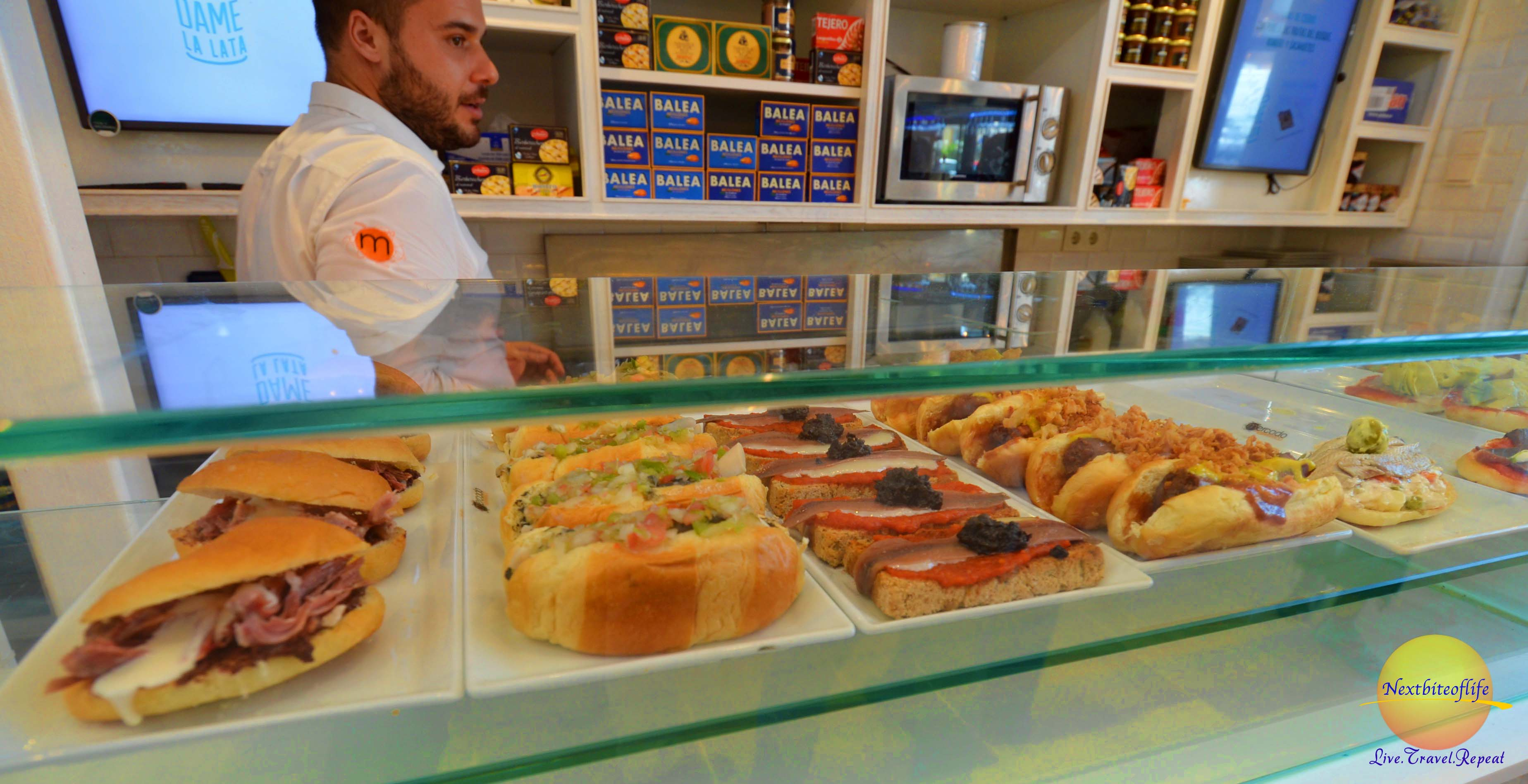 Mercado Barranco – Great foodie experience in Seville