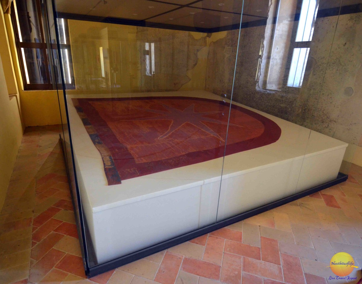 Fortress Carmona banner of conquest