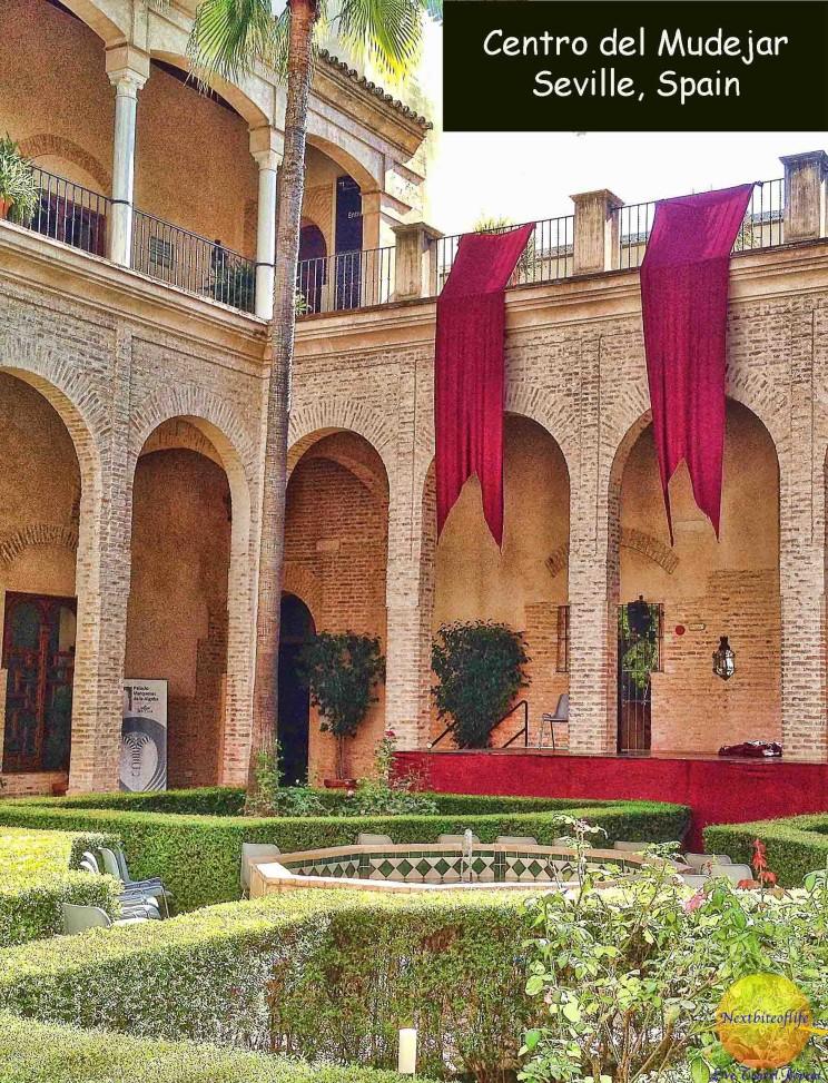 centro del mudejar pinterest #seville #spain #centrodelmudejar #moorsinseville