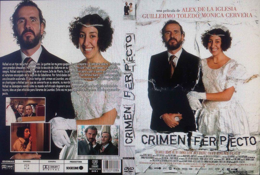 el crimen ferpecto poster