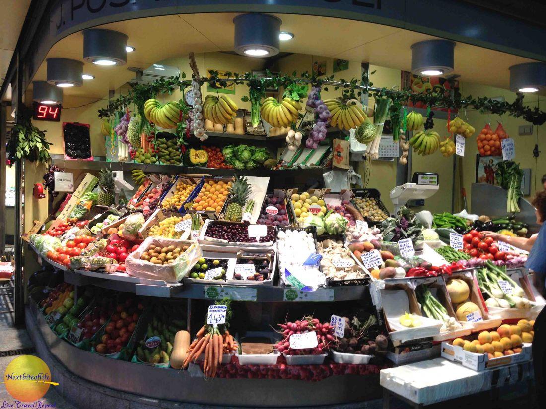encarnacion market seville