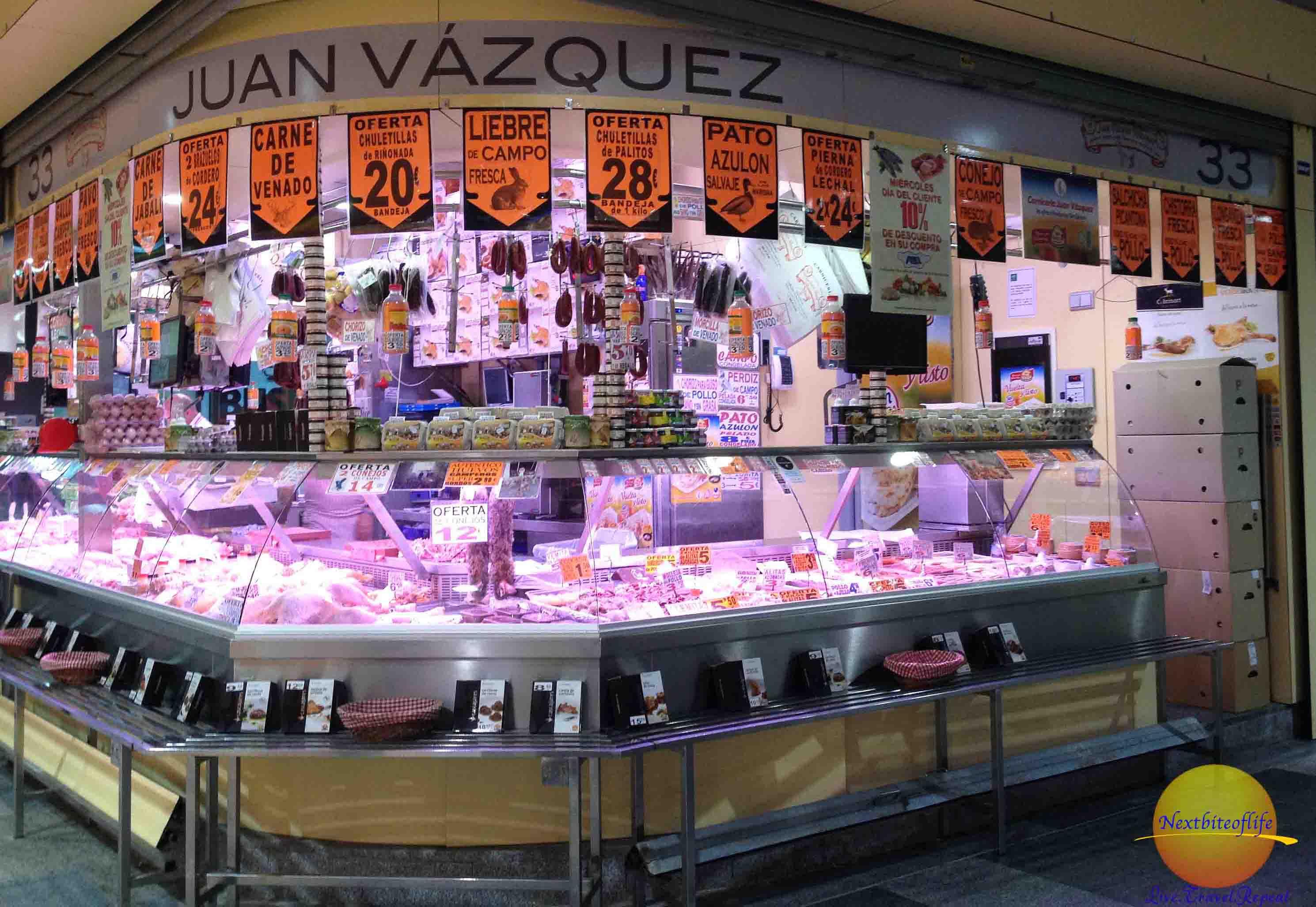 Encarnacion Market, Seville – Fab Friday Find