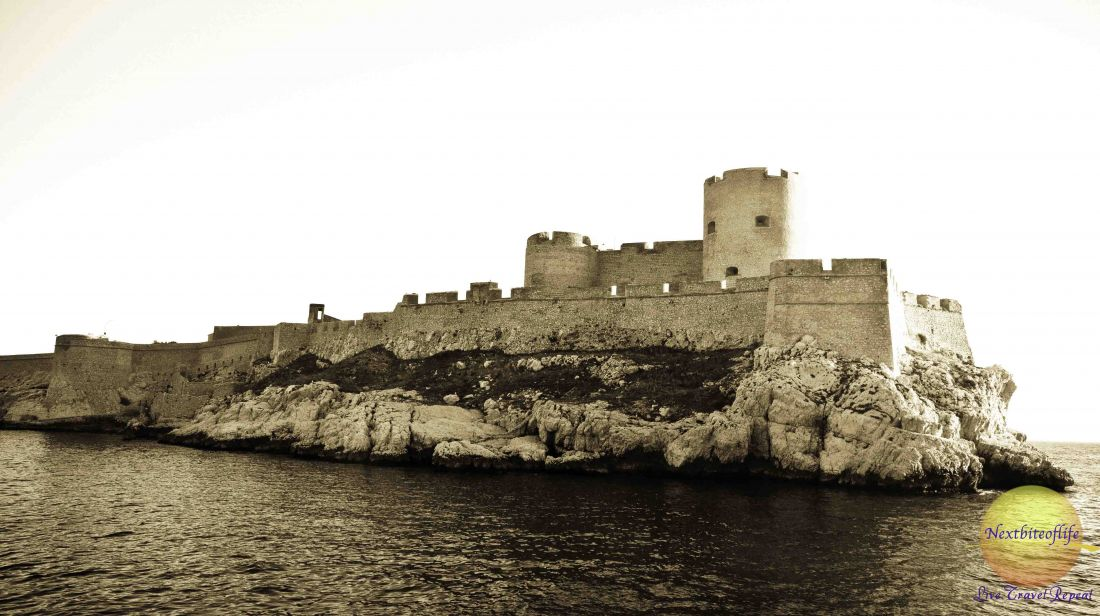 Chateau D'If Marseille France Is Worth Visiting