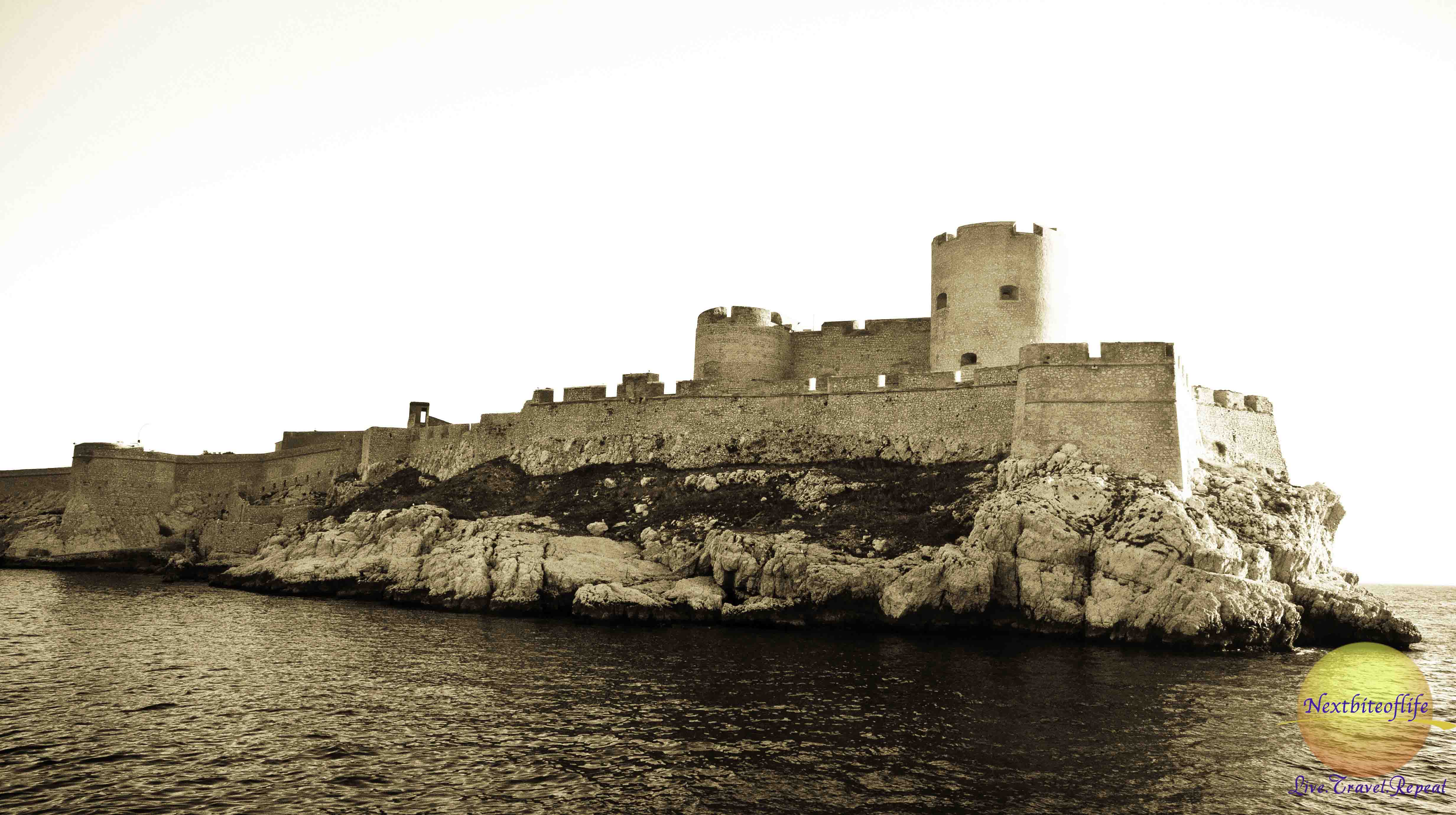 Chateau D'If – Marseille, France