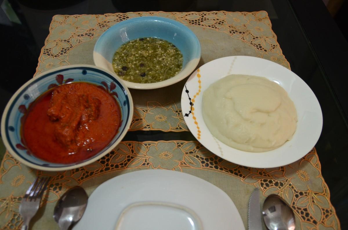 My favorite nigerian foods