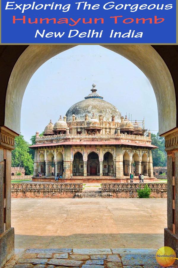 Humayun Tomb Visit New Delhi #newdelh #humayun #humayuntomb #delhimustvisit #indiantomb #india