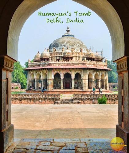 humayun's tomb new delhi #newdelhi #india #humayuntomb #newdelhiguide