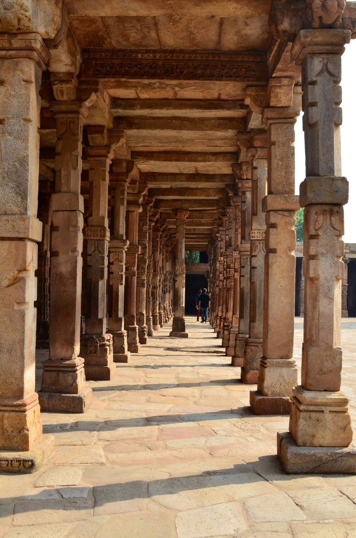 Humayun tomb in new dehli India
