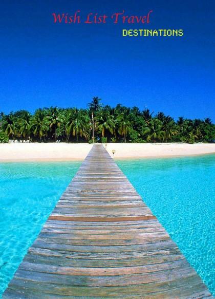 2016 wish list destinations