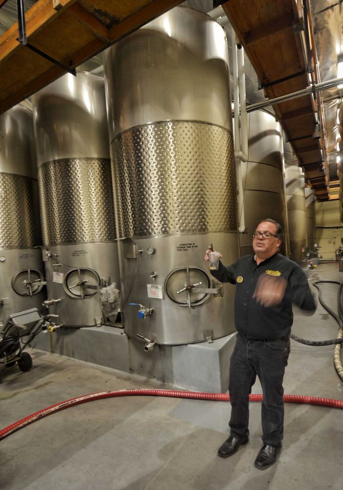 fermenters at san antonio winery los angeles