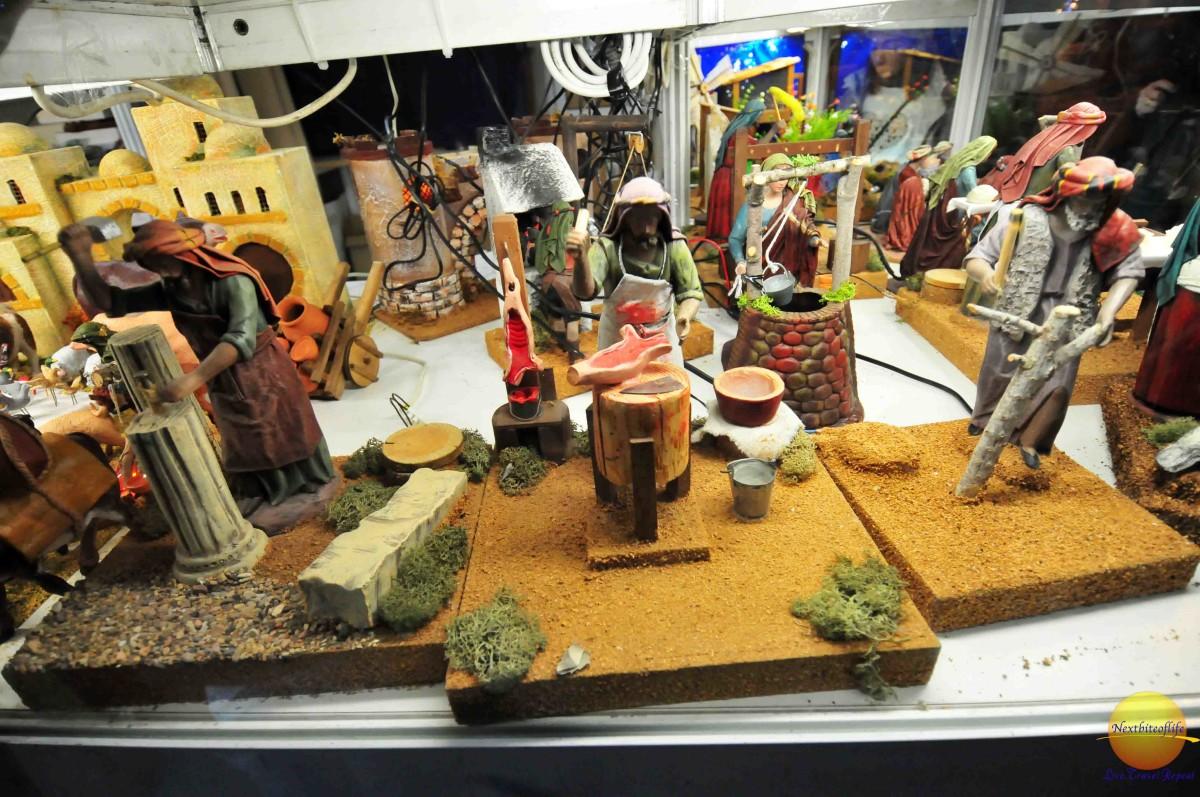 nativity christmas set seville