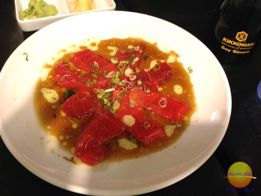 tuna carpaccio sushi karen best sushi in los angeles