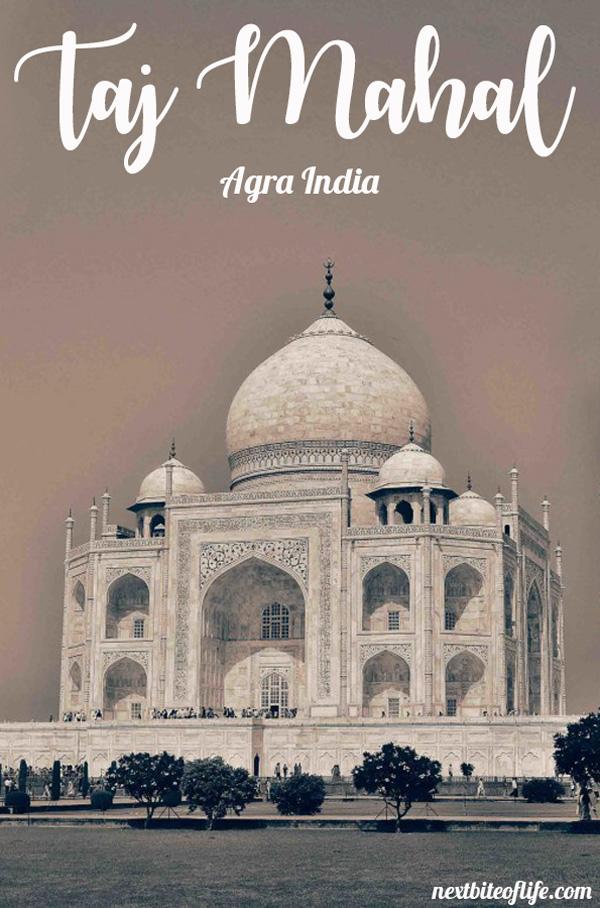 Taj Mahal #agra #india #delhi #visitagra #7wondersoftheworld #indiatravel #agraguide