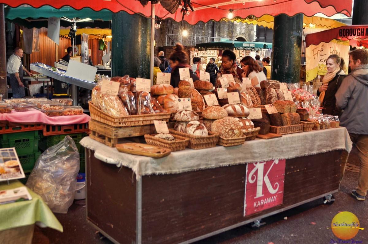bread borough market