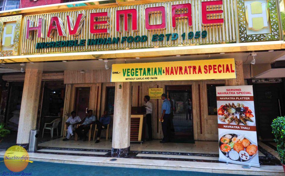 havemore restaurant Delhi