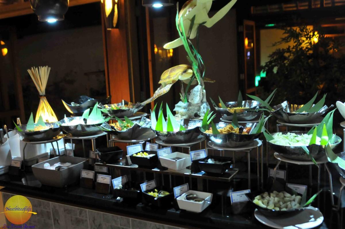 buffet vilamendhoo resorts maldives