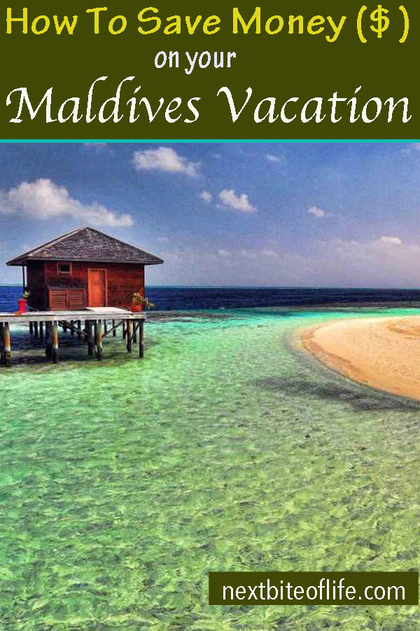How to save money on Maldives vacation #Maldives #vacation #maldivesholiday #maldivesresort #maldviescost #honeymoondestination #maldiveshoneymoon