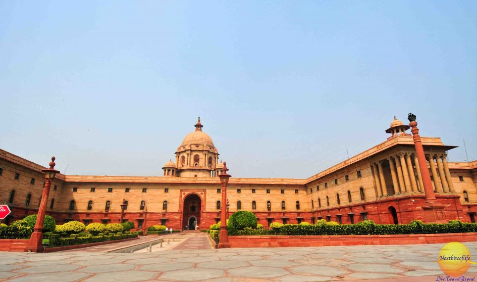 parliament house new delhi