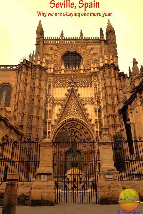 Year in Seville #seville #spain #visitseville #lifeinseville