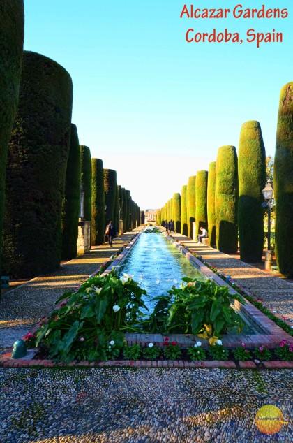Alcazar of Cordoba Visit #cordoba #sevilledaytrip #gardens #ferdinandisabella #spanishinquisition #spain