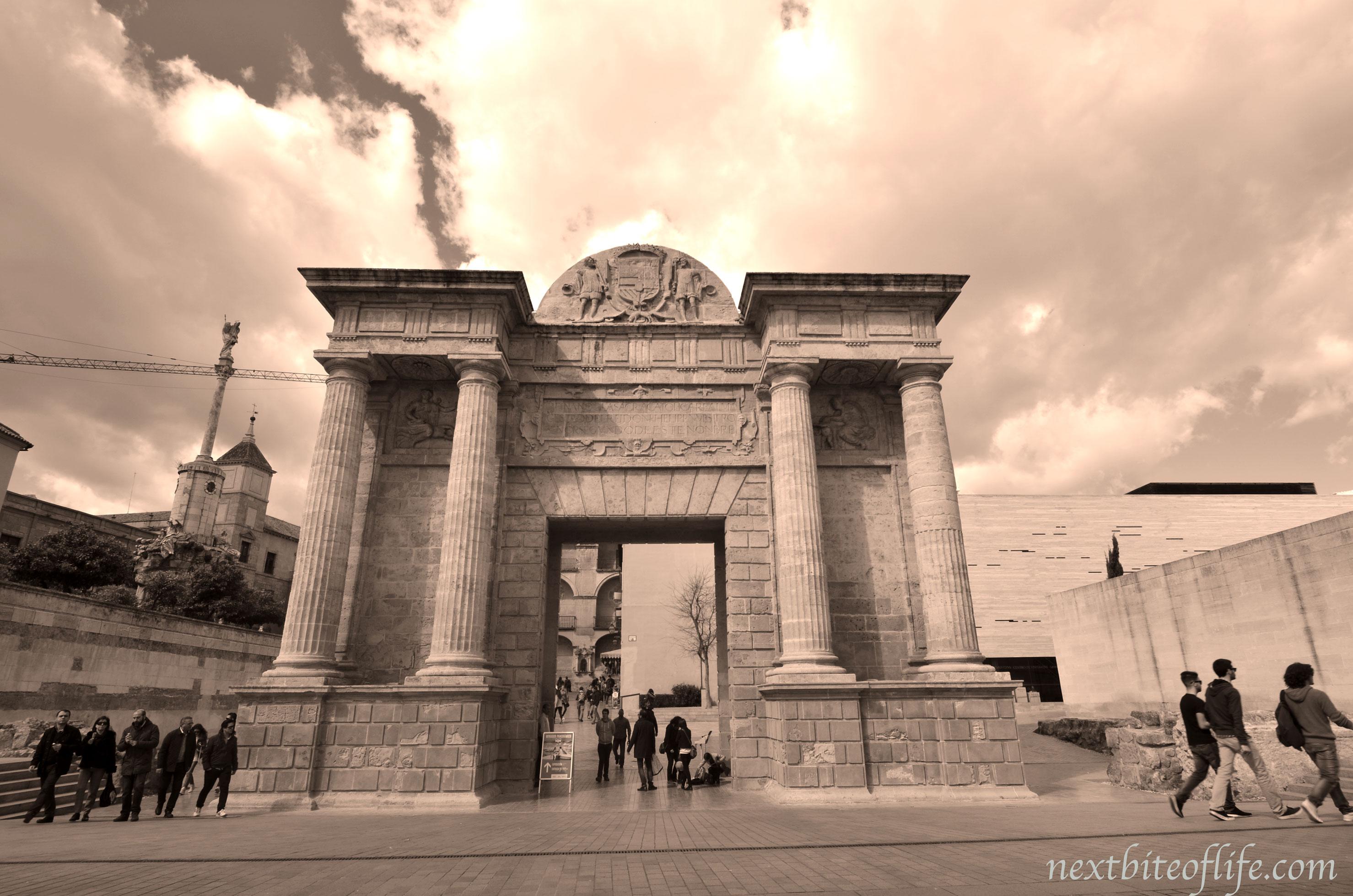 Arco del Triumfo - The Cordoba version.